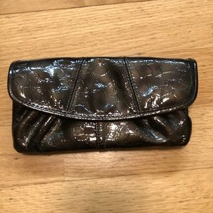 MICHE Bag Soft Wallet Clutch Faux Croc - NWOT